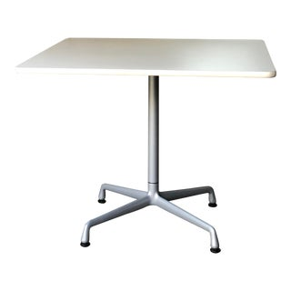 Mid Century Charles Eames for Herman Miller Universal Dining Table For Sale