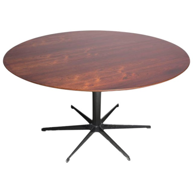 Six-Star Series Rosewood Table by Arne Jacobsen for Fritz Hansen - Image 1 of 10