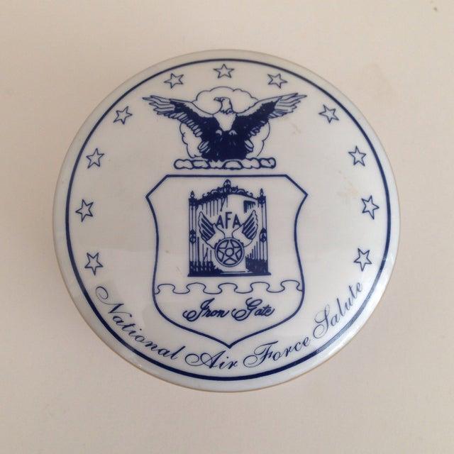 Tiffany & Co. Porcelain Trinket Box - Image 4 of 9