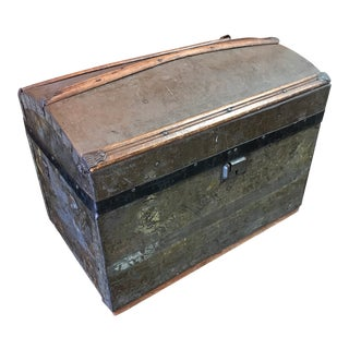 Antique Victorian Storage Chest