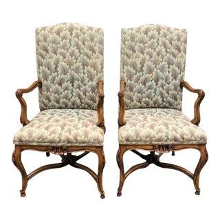 Vintage Minton Spidell l'Avant Armchairs - a Pair For Sale