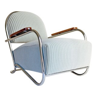K.E.M. Weber Pair of Lounge Chairs 1934 For Sale