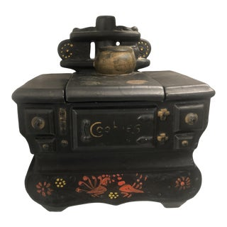 McCoy Stove Top Cookie Jar For Sale