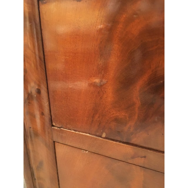 Chest of Drawers with Marble Top For Sale In Charleston - Image 6 of 9