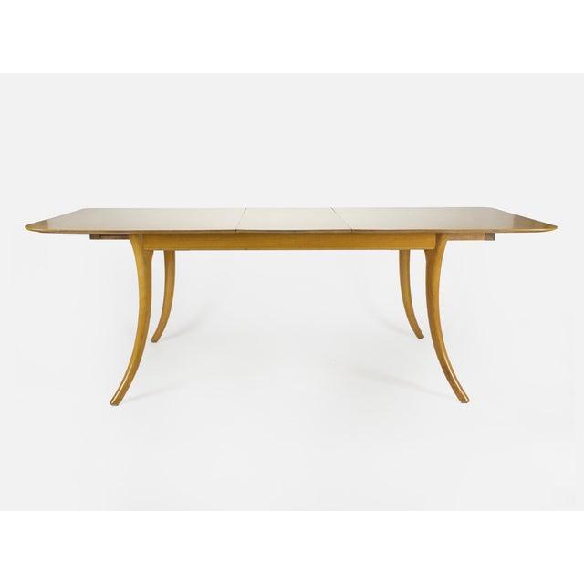Mid-Century Modern 1950s Mid-Century Modern T.H. Robsjohn-Gibbings for Widdicomb Dining Table For Sale - Image 3 of 13