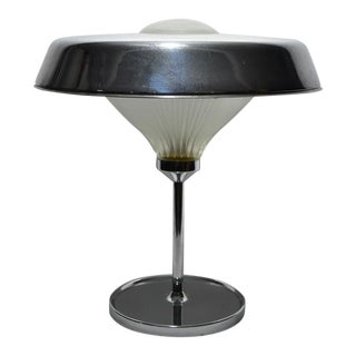 1950s Studio BBPR Italian Modern Desk Lamp For Sale