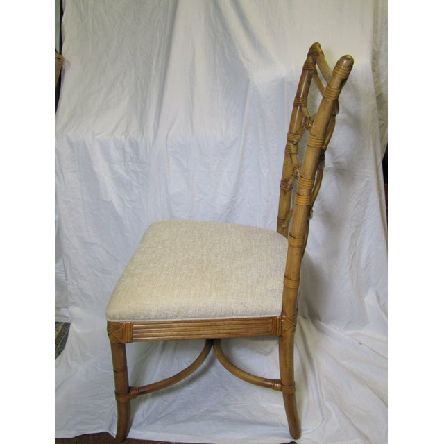 Tommy Bahama Sanibel Side Chairs - A Pair For Sale In West Palm - Image 6 of 7