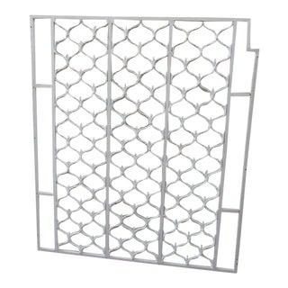 Aluminum Moroccan Screen Panel