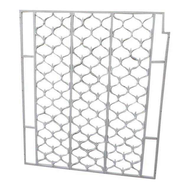 Aluminum Moroccan Screen Panel - Image 1 of 6