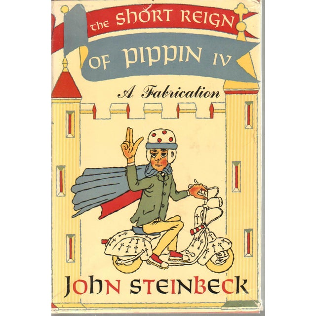 The Short Reign of Pippin IV by John Steinbeck - Image 1 of 3