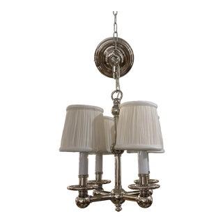 Visual Comfort Pimlico 4 Light Chandelier For Sale