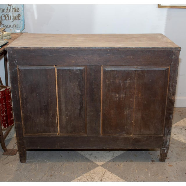 1900s Shabby Chic/French Louis XVI Commode For Sale - Image 4 of 13