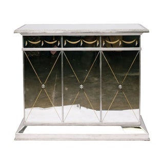Mirrored Bar For Sale