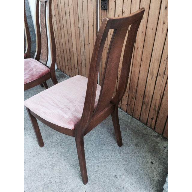 Paine Mid Century Modern Dining Chairs - Set of 4 - Image 8 of 8