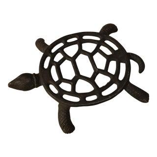 Vintage Turtle Trivet