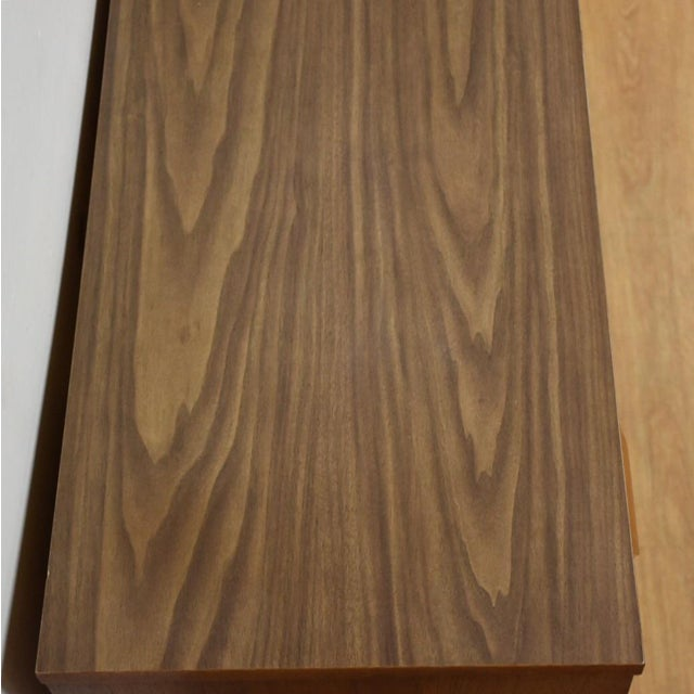 Johnson Carper Walnut & Formica Desk - Image 5 of 9