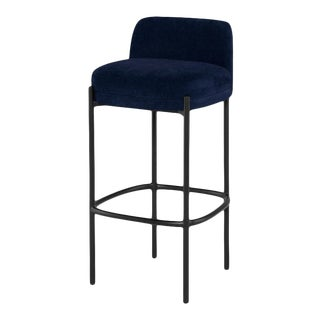 Nuevo Living Inna Counter Stool In Twilight For Sale
