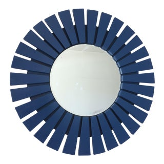Handmade Sunburst Wall Mirror