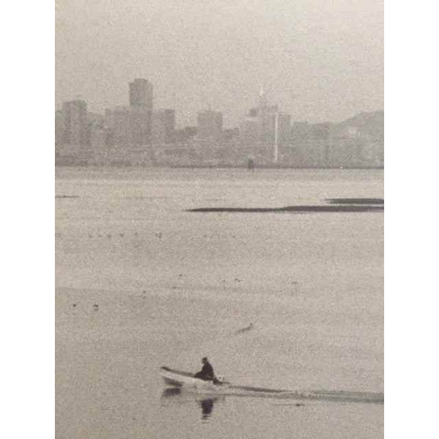 Stanley Burns Vintage 1977 SF Bay Photograph - Image 2 of 4