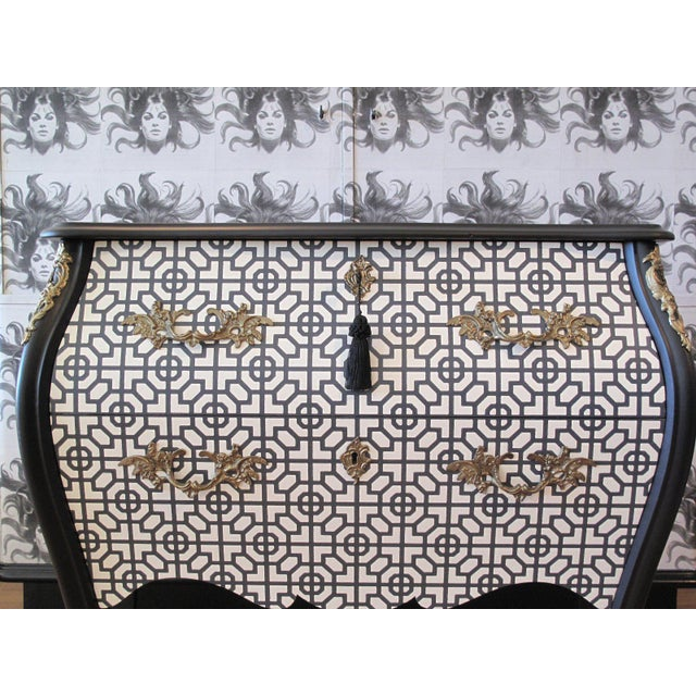 French Geometric Rococo (DaVinci Collection) For Sale - Image 3 of 5