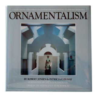 Ornamentalism Book by Robert Jensen and Patricia Conway For Sale