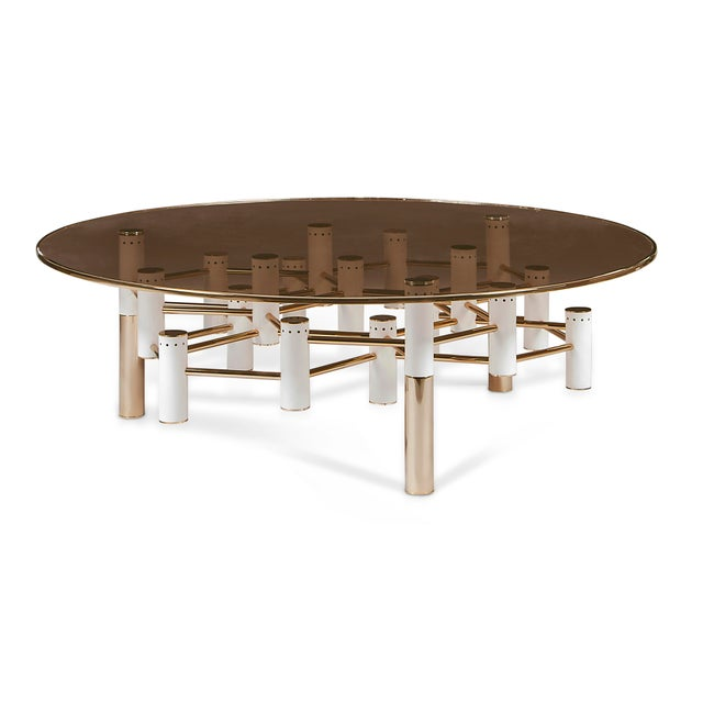 Konstantin Center Table From Covet Paris For Sale - Image 4 of 4