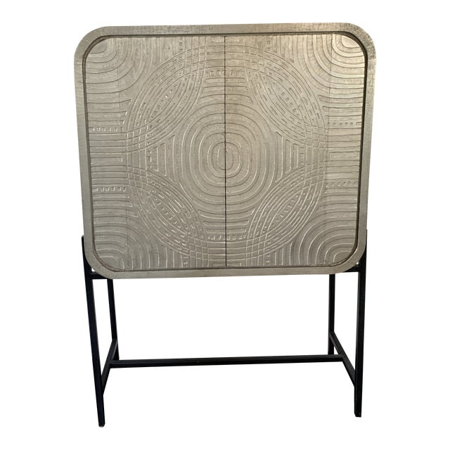 """""""Milan"""" Funky Bar Cabinet by Selemat For Sale"""