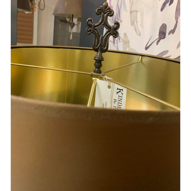 Contemporary Paragon Lamps and Lighting Alissa Lamp For Sale - Image 3 of 4