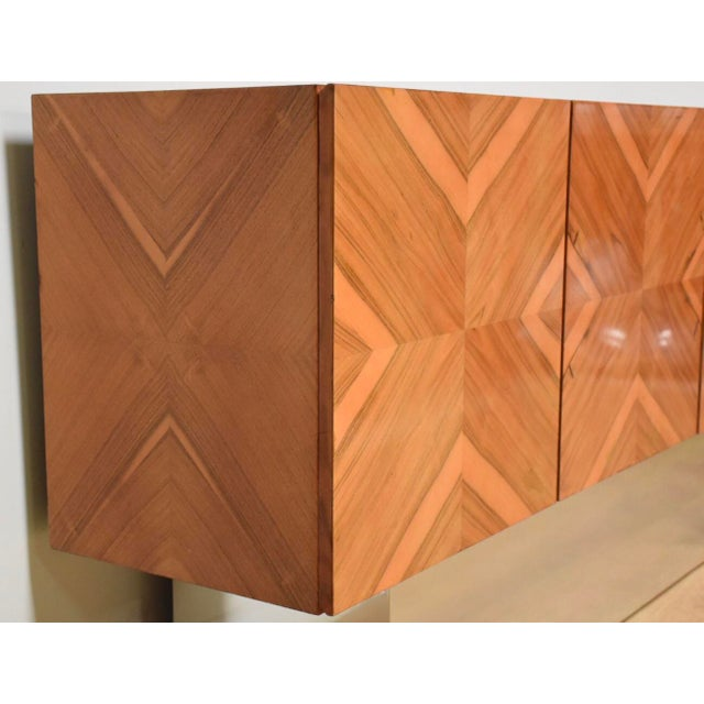 Modern Milo Baughman for Thayer Coggin Rosewood Credenza For Sale - Image 3 of 12