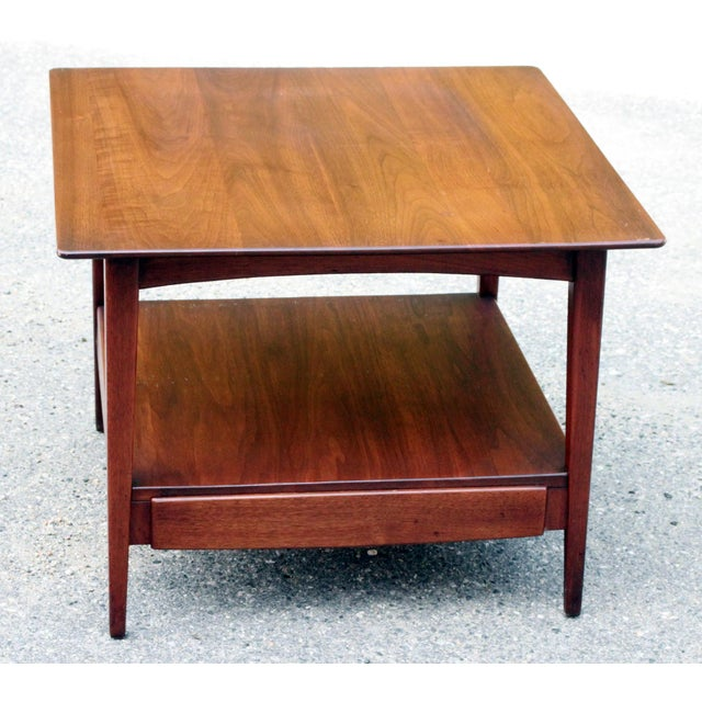 Russel Wright Mid Century Modern Occasional Table - Image 3 of 7