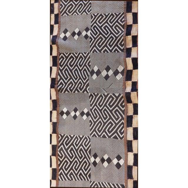 Old Kuba Cloth, Bushoong, Dr Congo - Image 3 of 9