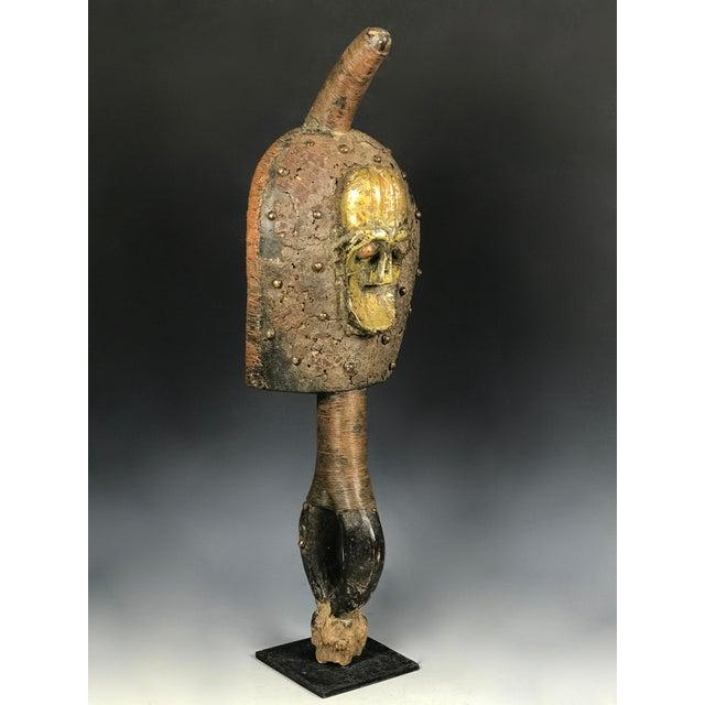 African Art Bakota Reliquary Guardian Figure From Gabon - Image 6 of 11