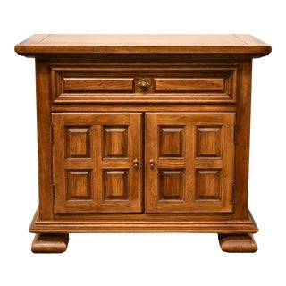Thomasville Monterey Collection Cabinet Nightstand For Sale