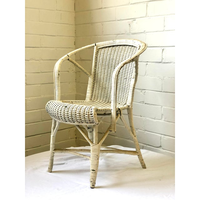Early 20th Century Wicker Child's Chair For Sale - Image 13 of 13
