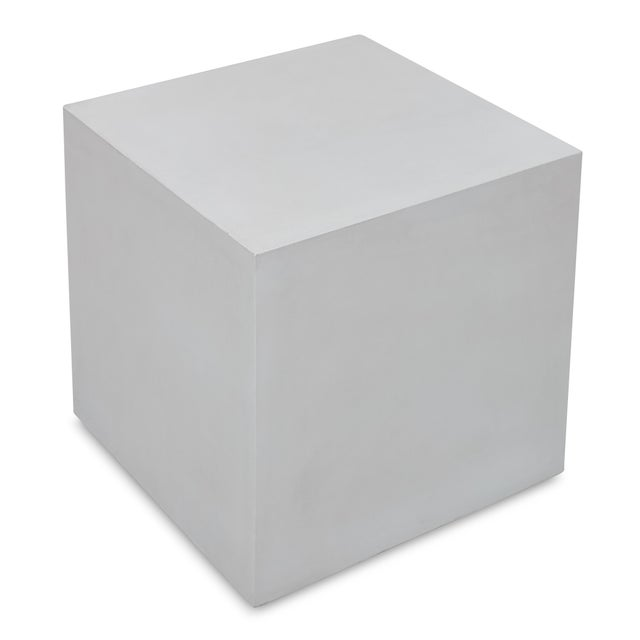 Robert End Table, Ivory For Sale - Image 4 of 5