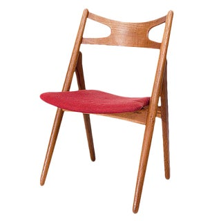 Hans Wegner CH29 Dining Chair For Sale