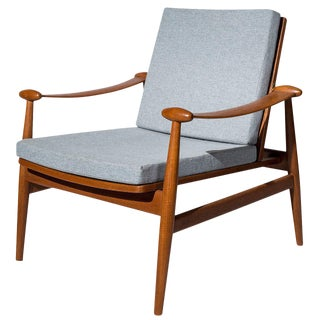 "Finn Juhl ""Spade"" Lounge Chair For Sale"