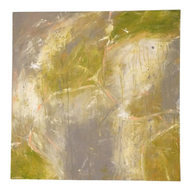 Kerri Rosenthal Abstract Painting - Image 1 of 4