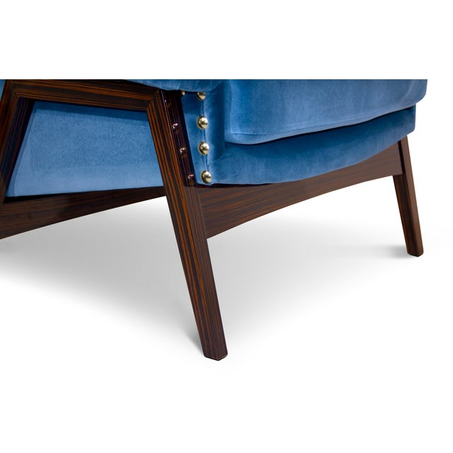 Inca Armchair From Covet Paris For Sale - Image 6 of 7