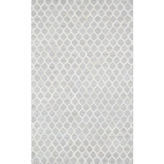 Pasargad Contemporary Cowhide Rug - 5' X 8' For Sale