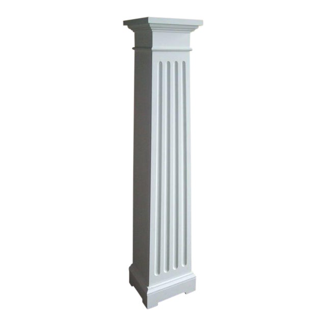 Custom Column Cupboard For Sale