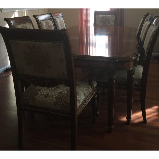 Transitional Style Dining Set - Image 11 of 11