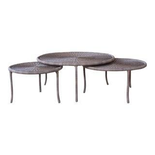 Small Outdoor Lily Pad Table For Sale