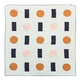 Image of Trans Pecos Throw Quilt For Sale