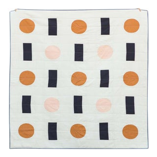 Trans Pecos Throw Quilt