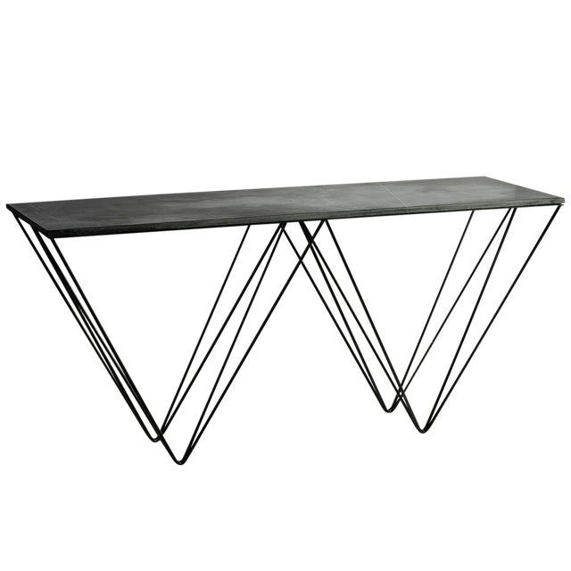 Hudson Console Table For Sale