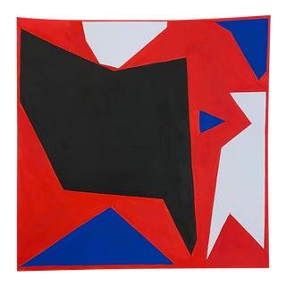 "Ulla Pedersen ""Cut-Up Paper 2004"", Painting For Sale"