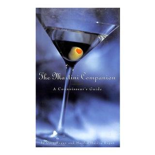 The Martini Companion Book For Sale