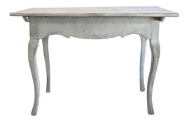Image of Baby Blue Accent Tables