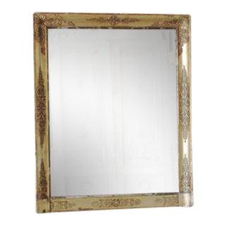 Circa 1890 Antique French Mirror